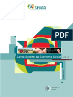 Conta Satélite da Economia Social_2010