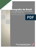 Geografia do Brasil - Curso Preparat+¦rio Brasil