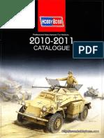 Hobby Boss 2010-2011 Catalogue