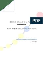 INEVAL - Cédula de referencia de las Pruebas SER Estudiante 4to. EGB.pdf