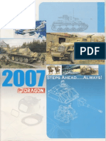Dragon Models 2007 Catalog