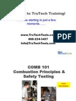 Combustion 101 120 Min PDF of Slides