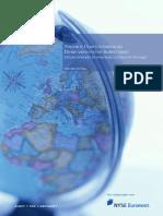 Riscos e Oportunidades do Desenv Sustentável Portugal - KPMG 2008