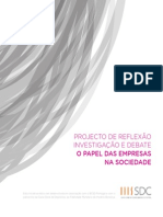 Situação em Portugal - SDC 2010