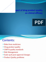 Drug Product Quality Lec MPharm