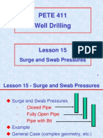 Tech Drilling SurgeSwabPress