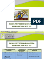 AAA Pasos metodológicos para elaboración de TRD