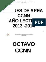 2013-2014 Area de Ccnn