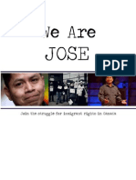 We Are Jose Report