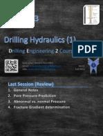Drilling Hydraulics 1