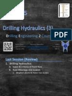 Drilling Hydraulics 3