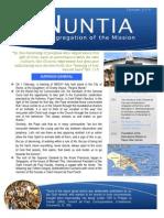NUNTIA - February 2014 (English)