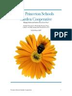 The Princeton Schools Garden Cooperative