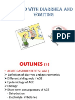 21.Child With Diarrhea and Vomiting-seminar