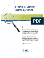 Strengthen Your Local Economy through Economic Gardening