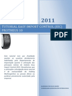 Tutorial Easy Import Control (EIC)