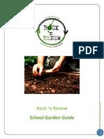 School Garden Guide