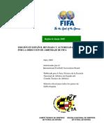 Reglamento fútbol argentino