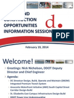 DDOT Information Session Master Presentation Feb 2014