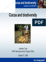 Cocoa and Biodiversity