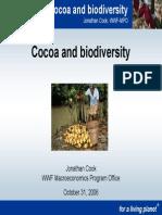 Cocoa and Biodiversity