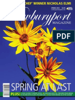 Newburyport Magazine Spring sneak peek