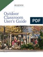 Outdoor Classroom User's Guide