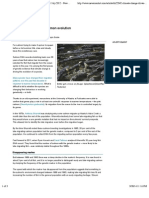 climate change drives salmon evolution - life - 11 july 2012 - new scientist