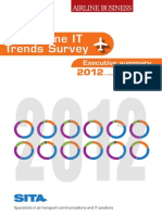 Airline IT Trends 2012 Executive Summary[1]