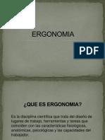 INDUCCION ERGONOMIA