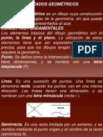 Dibujo Lineal - Perpendicularidad y Paralelismo