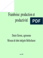 Framboise- Production-4 Mars 2008
