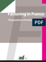 Factoring in France