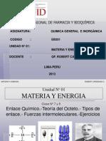 Sesión 4.-ENLACE_QUIMICO Clase 7 y 8 R.Cardenas O. 2013