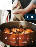 My Paris Kitchen by David Lebovitz - Recipes