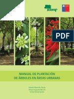 Manual de Plantación de Árboles en Áreas Urbanas