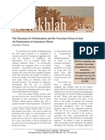 Thomas - The Dynamics of Globalization and the Uncertain Future of Iran