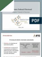 Proyecto de redistritación 2013