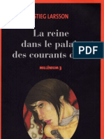 Stieg Larsson - Millenium 3