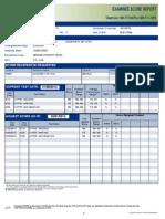 basic skills score report