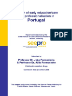 System of Early Education Care and Professionalisation In_portugal