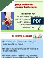 EXPOSICIÓN ORIGEN Y DESARROLLO DE LA LENGUA CASTELLANA