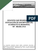 Reforma Estatutos Imprimir