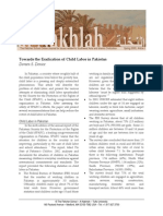 Denice - Towards the Eradication of Child Labor in Pakistan