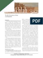 Moghadam - The Shi'i Perception of Jihad