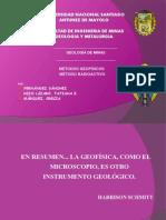 Geologia de Minas-radioactividad
