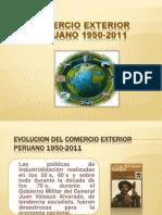 Estudio Comercial 1950-2011