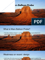 Mars Balloon Probe - Copy2222 - Copy
