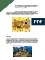 LOS INCAS HISTORIA