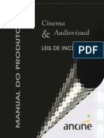 Ancine - Manual Do Produtor - Lei Do Audiovisual